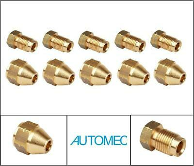 10MM x 1MM MALE F//TH BRAKE PIPE NUTS FOR 3//16 PIPE x 6