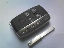 Original Range Rover Sport Descubrimiento Etc (Freq 434MHz) 5B alarma remota Uncut Clave Fob