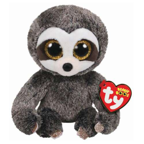 TY BEANIE BABIES BOOS DANGLER THE SLOTH PLUSH SOFT TOY NEW WITH TAGS