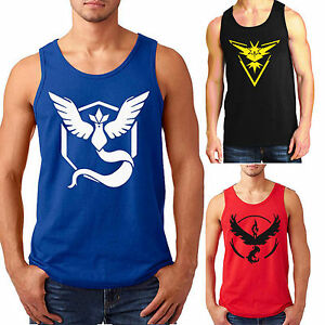 Pokemon-Go-Men-Sports-Vest-Tank-Tops-Sleeveless-Shirt-Muscle-Gym-Fitness-Casual