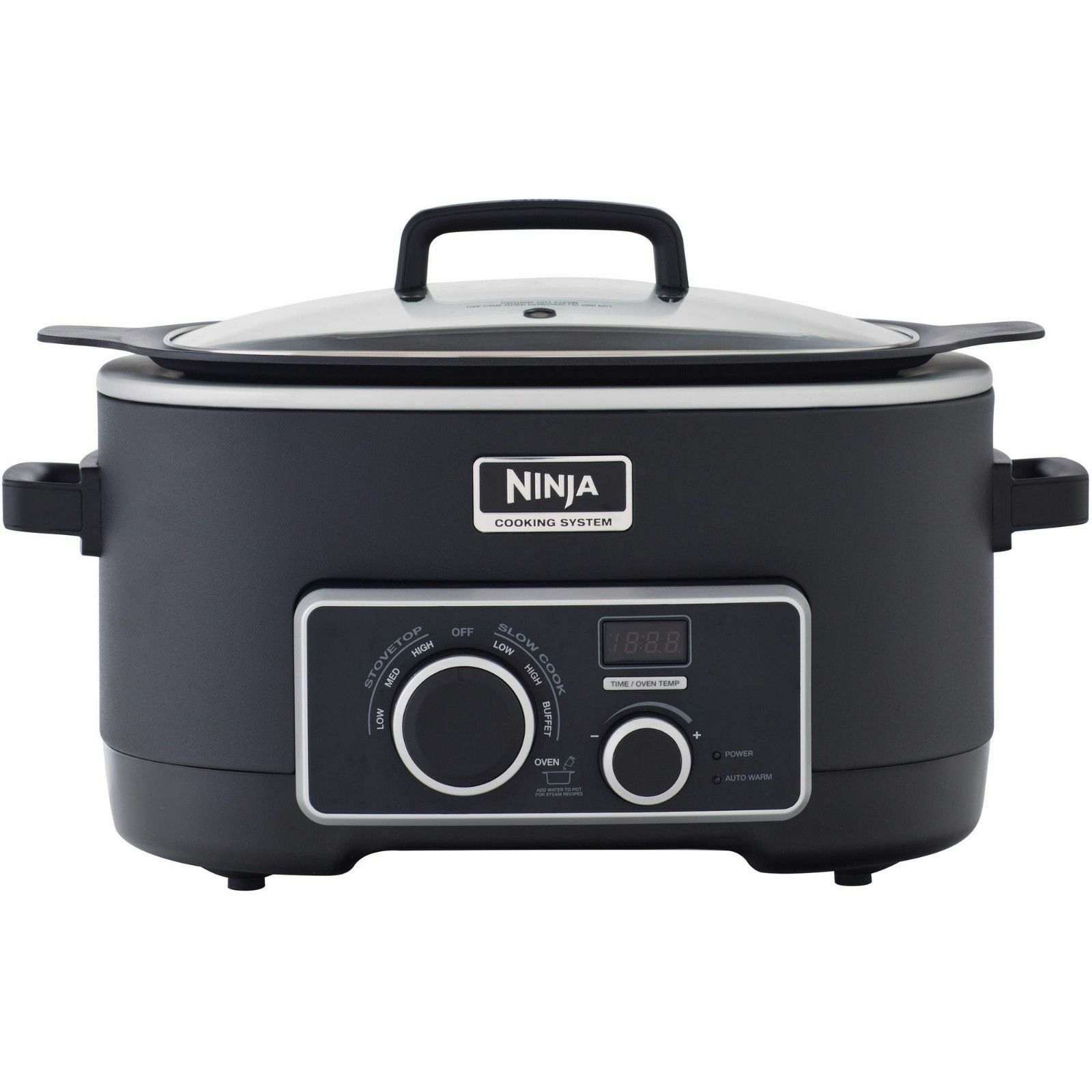 Sharkninja MC750 Ninja 3in1 Cooking System BLK