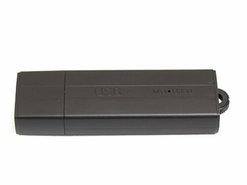 MQ-U350DE USB-Stick Abhörwanze verstecktes Diktiergerät getarnte Tonaufnahme