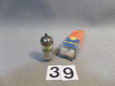 Miniwatt/dario/ecf201(39)vintage Valve Tube Amplifier/nos