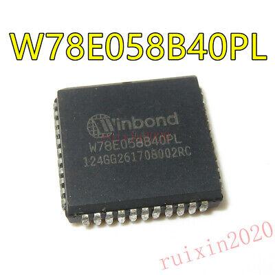 1pcs W78C32BP-40 W78C32BP PLCC44