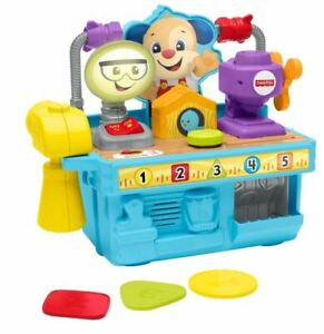 Fisher-Price-Busy-Learning-Tool-Bench-Jouet-educatif