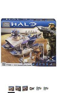 New-MEGA-BLOKS-HALO-96869-Covenant-Brute-Prowler-173-Pieces-Lego-Toys
