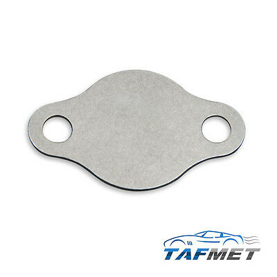 CITROEN C1 MULTI FIT EGR VALVE BLANKING PLATE 1.5MM STEEL HA
