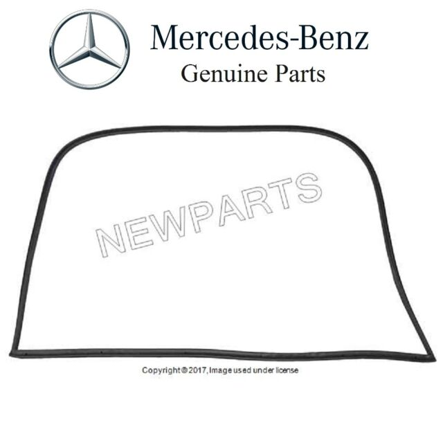 Genuine Seal MERCEDES S123 W123 Wagon 1237400278