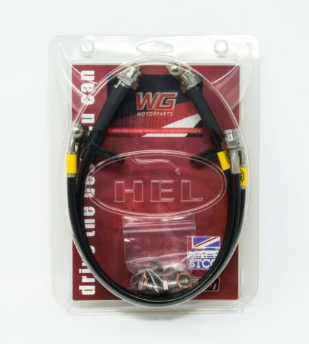 HEL Performance Braided Brake Line Kit for Mazda MX5 1.8 Models 2.0 2005+