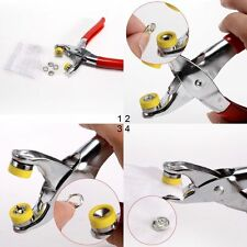 9.5mm Press Stud Attaching Tool/Pliers for 9 or 9.5mm Poppers/Snaps Fasteners