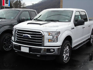 2015 2020 Hood Scoop For Ford F150 Mrhoodscoop Unpainted Hs009 Ebay