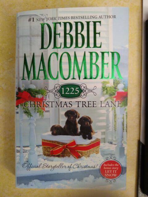 1225 Christmas Tree Lane by Debbie Macomber (paperback) | eBay