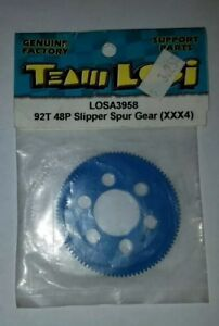 XXX-4 Slipper Spur Gear 48P 92T Team Losi LOSA3958