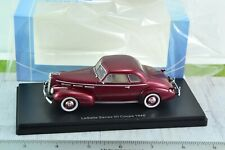 Neo lasalle series 50 Coupe-metálico-rojo #47171 1940-1:43