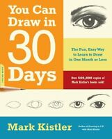 You Can Draw In 30 Days: The Fun, Easy Way To Learn To Draw In One Month Or Less on sale