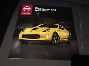 2018 nissan brochure. delighful 2018 image is loading 2018nissan370zcoupeamproadster20page to 2018 nissan brochure w