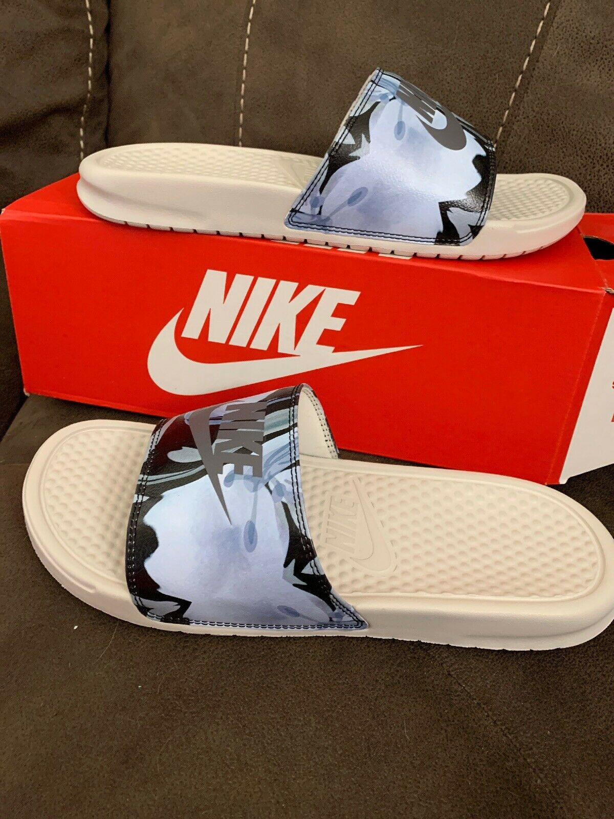 sandal nike just do it