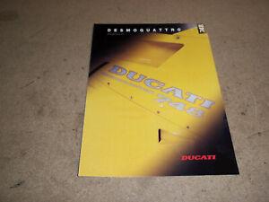 Ducati-748-Brochure