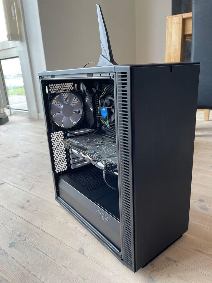 Andet mærke, Byg selv, Intel Core i5. 10600 @ 3.30GHz Ghz