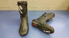 Sidi Stivali Cobra Rain Motorcycle Boots (PN SISCORBKBK44) Black