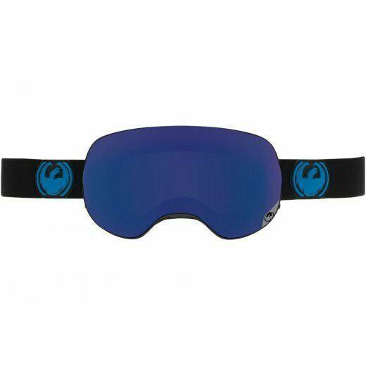 Dragon X2s Lumalens Snow Goggles Split Blue Ion For Sale Online Ebay