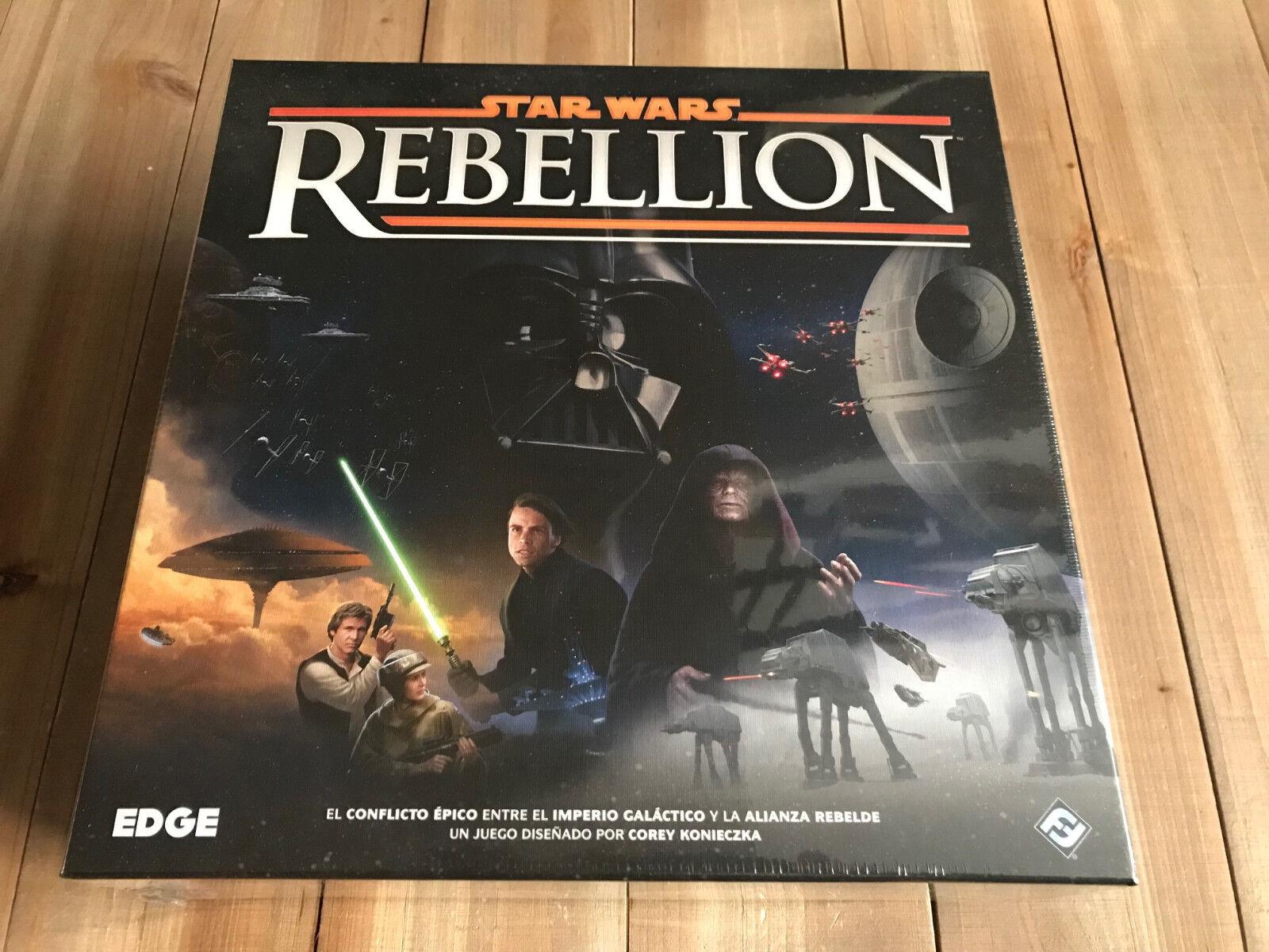 Star Wars Rebellion - Set Table - Sealed - Edge - Fantasy Flight Games