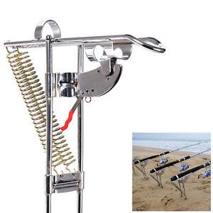 HQ-Fishing-Rod-Holder-Automatic-Tip-Up-Hook-Setter-Fish-Pole-Tackle-Bracket-hot