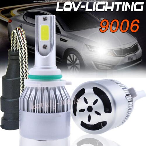 9006 H4 H11 H1 H7 9005 9007 LED HID HI//LOW Beam Headlights Bulbs Kit 6000K White
