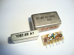Quarzfilter MQF 70,2MHz  mit Mischer