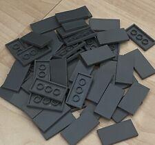 25 NEW LEGO 2x4 Tile 87079 Dark Turquoise Teal Genuine LEGO