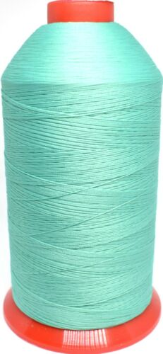 Wooly Polyester Industriel Machine Surjetage fil volumineux TERQUOISE 347