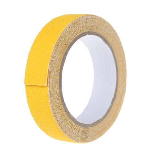 2.5CM x 5M Non Skid Floor Tape Safety Roll Anti Slip Adhesive Stickers High Grip