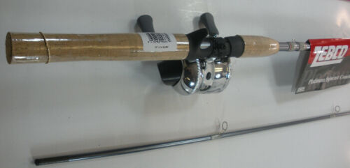Zebco 33PL602M 33 Platinum Combo 6 ft 1 piece Rod 9407