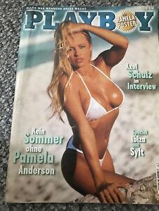 Deutscher Playboy - Pamela Anderson - Juli 7/96 - Ohne