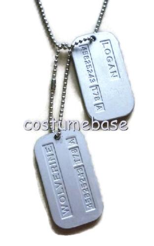 WOLVERINE US military version army DOGTAG aluminium