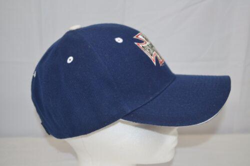 West Coast Chopper Blue Baseball Cap Adjustable Strap   NWOT