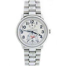 W437- Ulysse Nardin  Mens Marine Chronometer 263-22