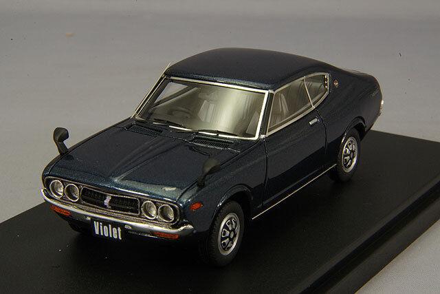 precio mas barato 1 43 Hi-Story Nissan púrpuraa Hard Top 1600 Sss 1973 1973 1973 Azul HS152BL  70% de descuento