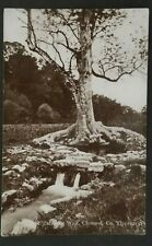 Mint Ireland Saint Patrick Well Clonmel Co Tipperary Real Picture Postcard Cover