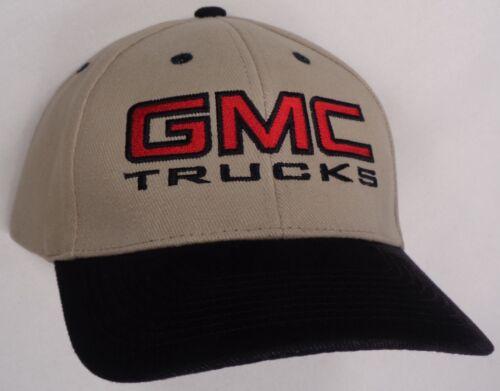 Hat Cap Licensed GMC Trucks Truck Tan HR 123