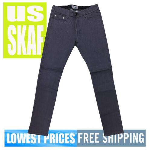Ace of Diamond Men/'s New W// Tags STRETCH SKINNY Black Jeans 32 X 30