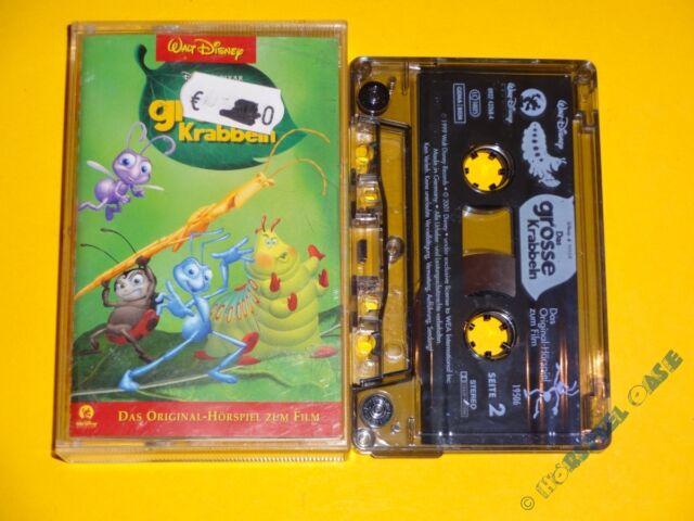 *MC* Walt Disney - Das große Krabbeln * Walt Disney Records *