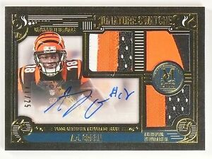2015-Topps-Museum-Collection-A-J-Green-Triple-Patch-Autograph-11-25-SSTRAG-532