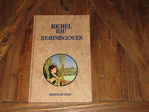 REMINISCENCES-Michel-RIU-Editions-du-Cygne-NEUF