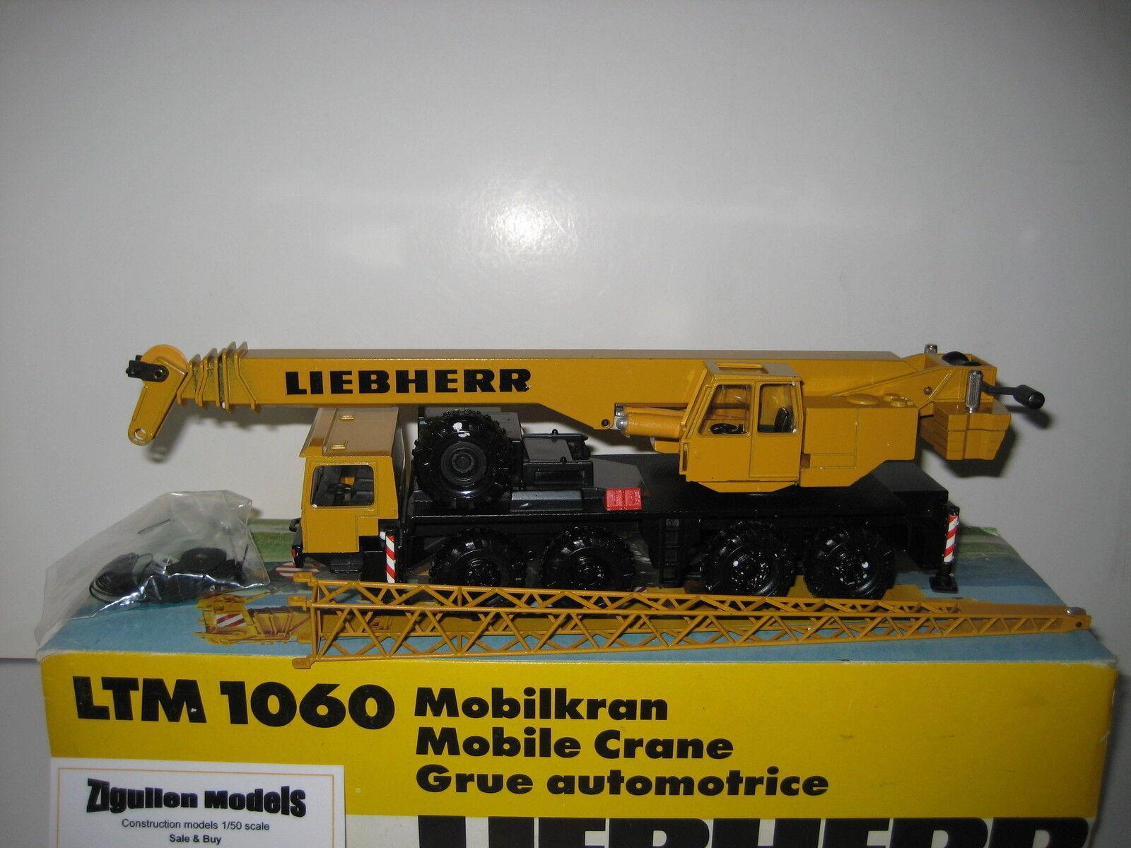 LIEBHERR LTM 1060 AUTOKRAN CONRAD 1 50 OVP