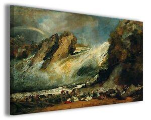 Quadro William Turner vol XXII Quadri famosi Stampe su tela ...