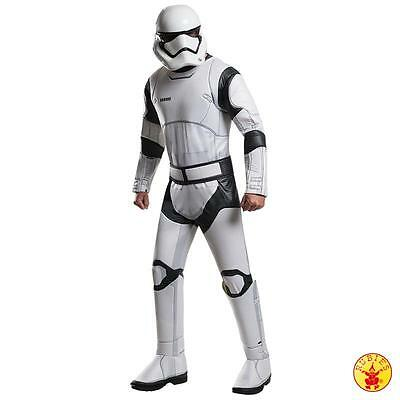 Rubies Deluxe Kostüm * Star Wars * 3810672 - Stormtrooper * Dress Adult * Disney