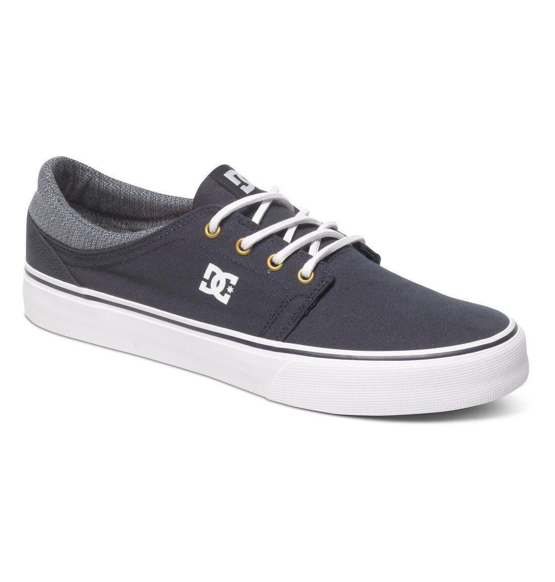 Neu DC Shoes Trase TX SE Sneakers Skaterschuhe Turnschuhe navy blau