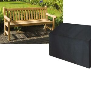 Groovy Details About Garden 2 Seater Bench Cover Durable Washable Black And Green Polyethylene Caraccident5 Cool Chair Designs And Ideas Caraccident5Info