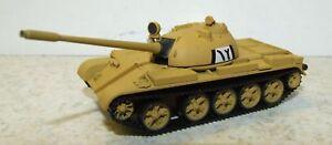 Herpa-H0-1-87-Roco-Minitanks-744607-Tanque-T-54-Egipto